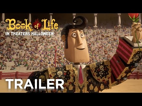 The Book of Life (Trailer 2)