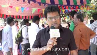 Bose Venkat at Engalukku Veru Engum Kilaigal Kidaiyaathu Movie Launch