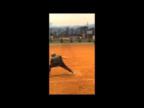 Lala Thompson 2017 Softball Prospect
