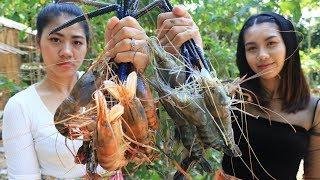 Video Yummy cooking Shrimp river recipe - Cooking skill MP3, 3GP, MP4, WEBM, AVI, FLV Mei 2019