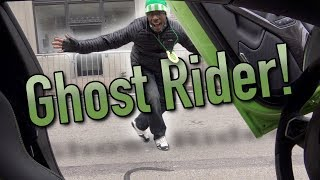 GHOST Riding My Lamborghini Aventador 😱 by DoctaM3's Supercars Personified