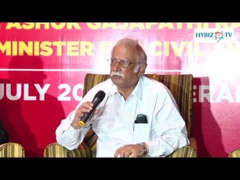 , Ashok Gajapathi Raju-Union Minister Civil Aviation