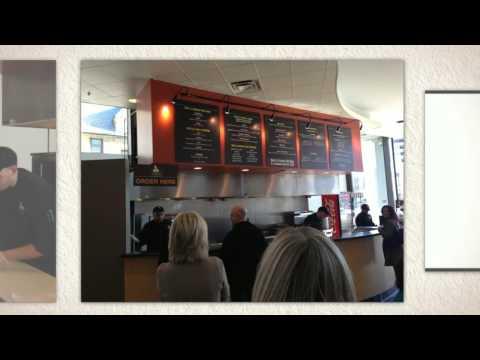 Columbus Ohio Downtown Restaurant - Sandman Express