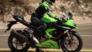 8. 2013 Kawasaki Ninja ZX 6R Intro | Official Video Australia