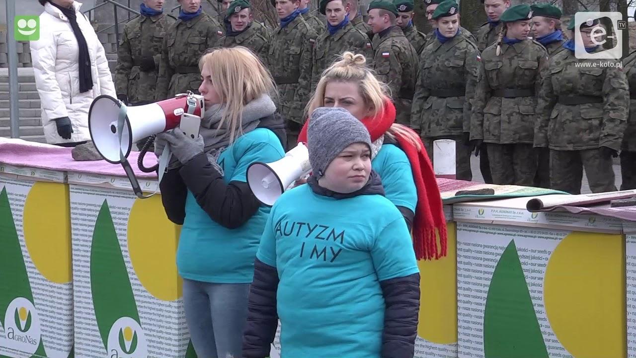Błękitny marsz przeszedł ulicami Koła