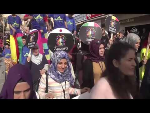 مصر العربية | انطلاق مهرجان الطائرات الورقية في ماردين التركية