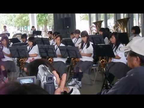 こさかJAZZ(2012年)/小阪中学校吹奏楽部