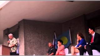 Palau-Philippines 18 Years of Strong Diplomatic Ties