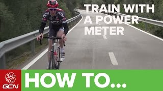 Get your training dialled with Dan's tips on training with a power meter, covering zones and typical training sessions. Want more...