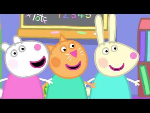 Peppa Pig en Español - Compilaciòn 8 - Dibujos Animados
