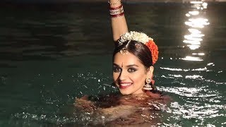 Video Manushi Chhillar's Official Shoot for Miss World 2017 Behind The Scenes MP3, 3GP, MP4, WEBM, AVI, FLV November 2017