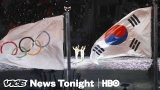 Nonton North Korea S Olympians   Mgmt S Comeback Album  Vice News Tonight Full Episode  Hbo  Film Subtitle Indonesia Streaming Movie Download