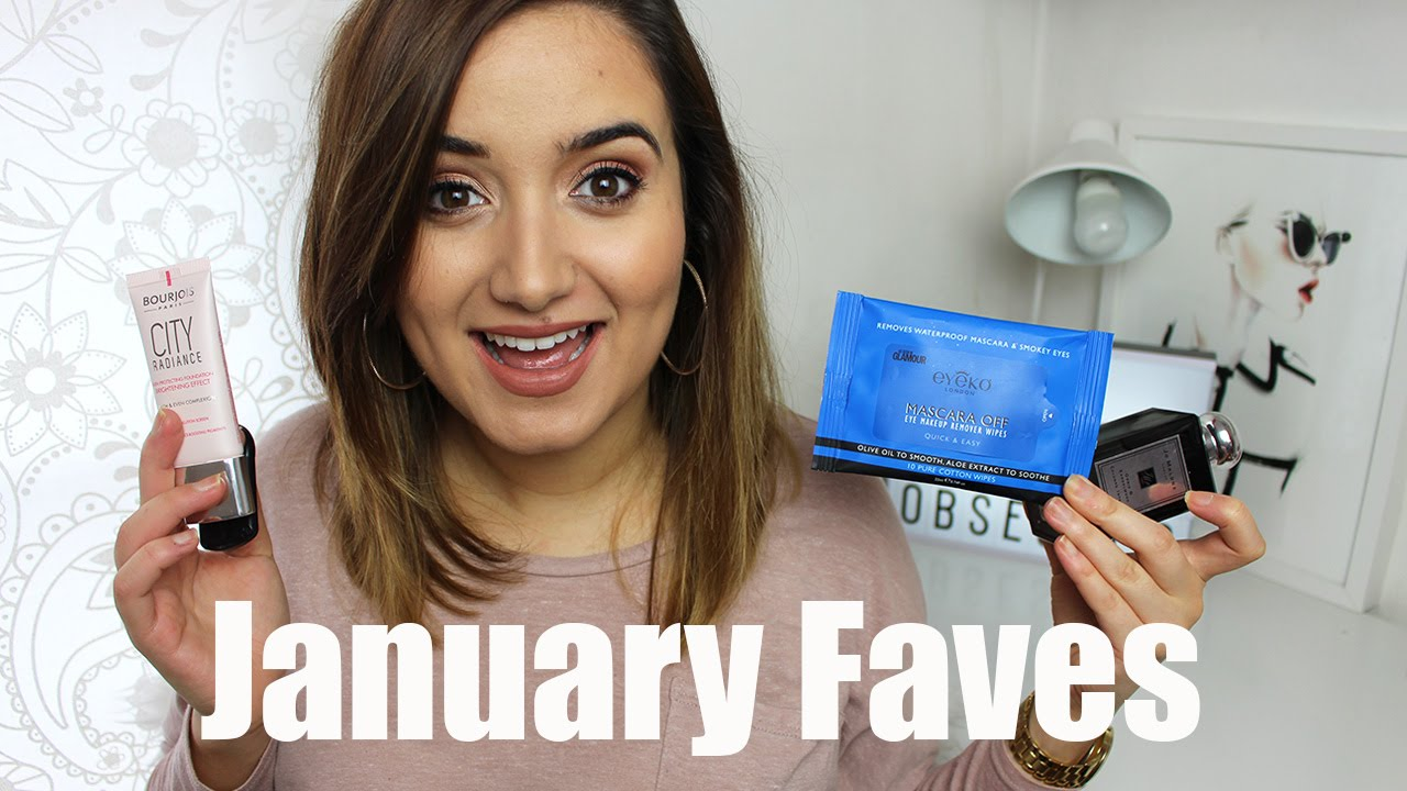 January Favourites! | A Little Obsessed