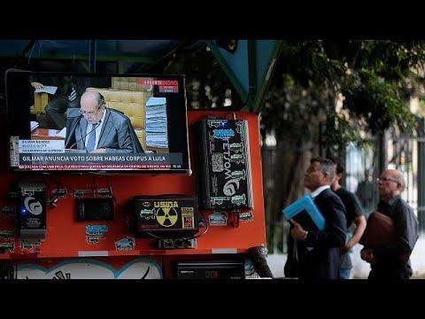 Βραζιλία: Έντονες αντιδράσεις για την πιθανή φυάκιση του Λούλα ντα Σίλβα…