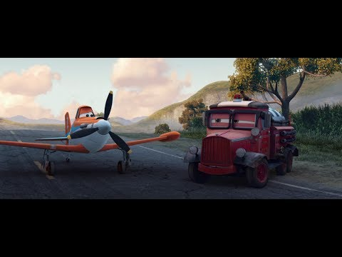 Planes: Fire & Rescue (Clip 'Still I Fly')