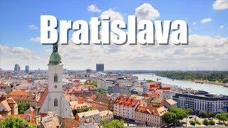 Bratislava Slovakia  city photos : Bratislava City Tour, Slovakia - Eslovaquia