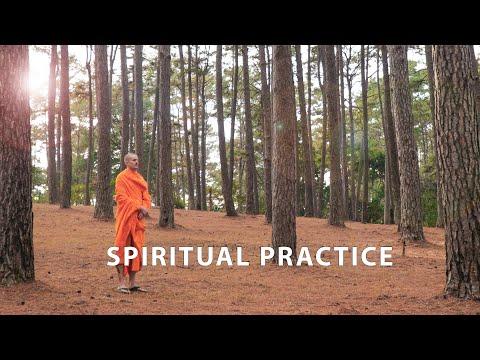 Developing a Spiritual Practice | A Monk's Top 5 Tips