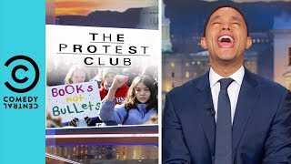 Video Teens Lead The Way On National Walk Out Day | The Daily Show With Trevor Noah MP3, 3GP, MP4, WEBM, AVI, FLV Maret 2018