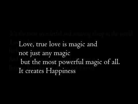 Happiness quotes - True love creates happiness~Free Audio
