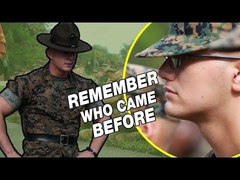 Remembering the Marines of Vietnam | Words of Wisdom