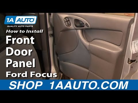 how to remove door skin au falcon