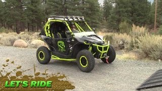 1. CAN-AM Maverick Turbo Build – Part 7 Let's Ride!