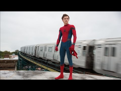 spider-man: homecoming trailer ufficiale