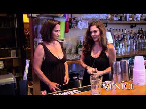 V3 Talking Ep 4 Venice Web Series Chief Mixologist Jessica Leccia