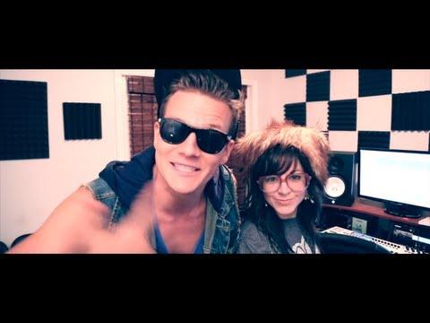 Thrift Shop - Tyler Ward & Lindsey Stirling Cover - Macklemore & Ryan Lewis Music Video