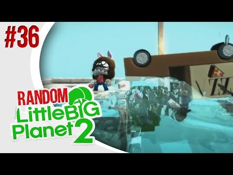 Random - Whooooooa back to LBP2! Remember to leave a rating and comment! ▻ Subscribe! - http://bit.ly/19T7ObM ◅ We have ventured back into the wonderful world of Random Little Big Planet 2! We...