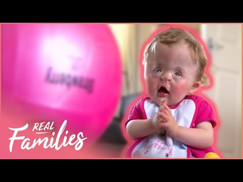 Giving Birth To A Girl With A Rare Disease | Children's Hospital | Real Families with Foxy Games