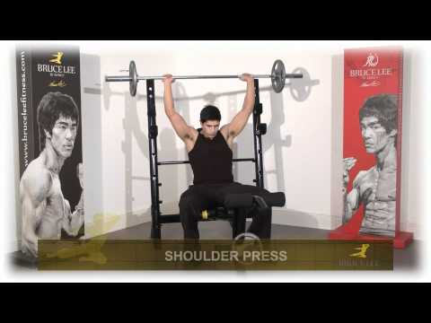 Video Presentation of the Marcy Bruce Lee Signature Mid-Width Bench: