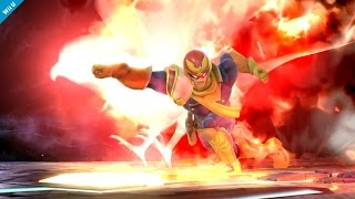 Well edited Captain Falcon Montage