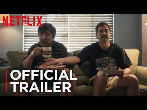Paddleton | Official Trailer [hd] | Netflix