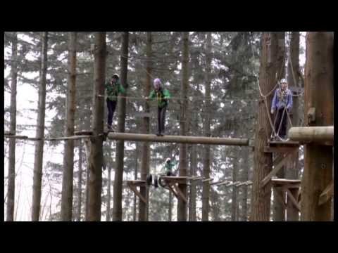 Bearwood College CCF at Tree Top Adventures 2013