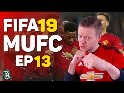 FIFA 19 Manchester United Goldbridge Career Mode EP 13