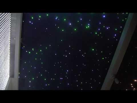 Zestaw Meteor, dekoracje do pokoju dziecka, aranżacja sypialni