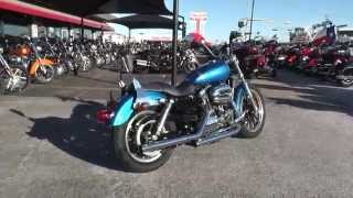 5. 414842 - 2008 Harley Davidson Sportster 1200 Low XL1200L - Used Motorcycle for Sale