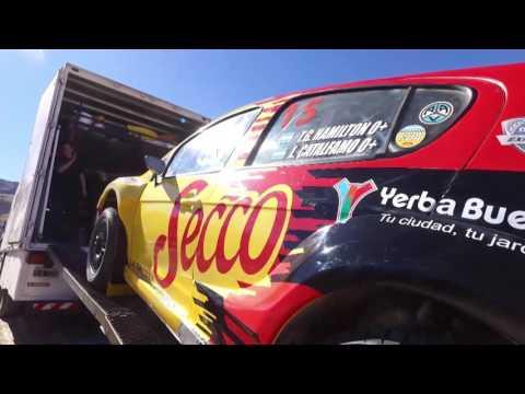 Viví la previa del Rally Argentino en Tucumán