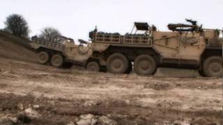 Supacat HMT Extenda - Coyote Training