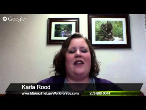 Law Office of Karla E. Rood, LLC Business Law Attorney In Puyallup Washington