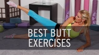 10 Exercises For A Tight Butt - YouTube