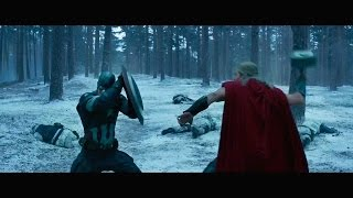 Video Thor - Fight Moves Compilation(AoU Included) HD MP3, 3GP, MP4, WEBM, AVI, FLV September 2018