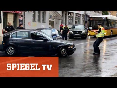 Wildwest in West-Berlin: Verkehrskontrolle eskaliert: