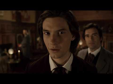 Dorian Gray (2009). Dorian sees his portrait
