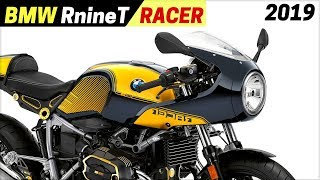 6. NEW 2019 BMW R NineT Racer - Updates Specs And New Color