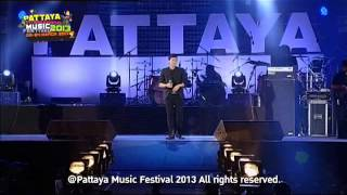 Pattaya International Music Festival 2013  บี้ สุกฤษฎิ์