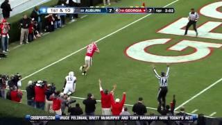 Aaron Murray vs Auburn (2011)