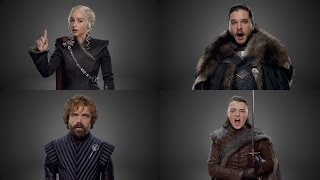 I compiled all the Game of Thrones characters from the 2017 HBO Promos. Original videos: HBO: It's What Connects Us (Version 1) ...