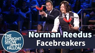 Facebreakers with Norman Reedus - YouTube